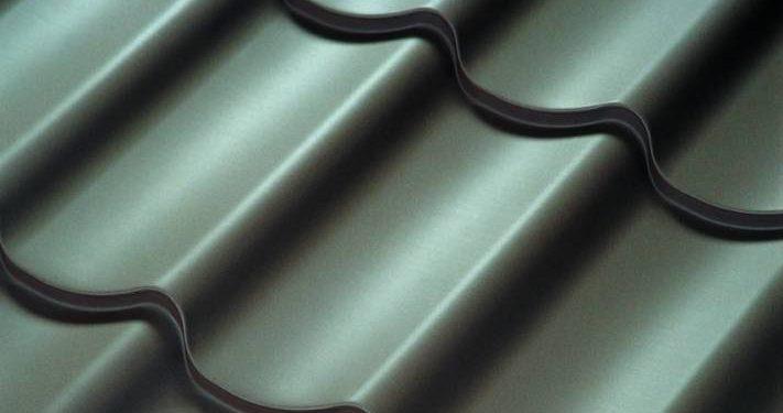 металлочерепица szafir фото