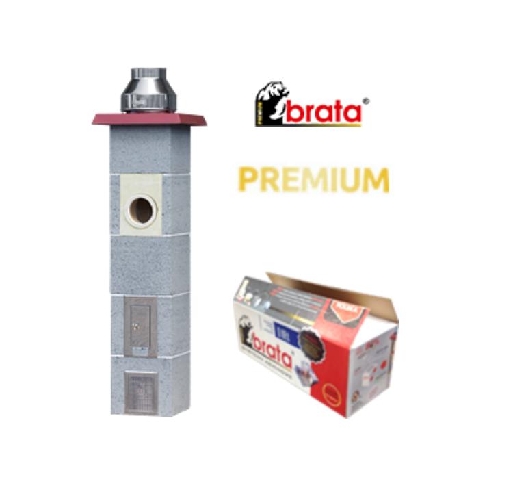 Керамический дымоход Premium
