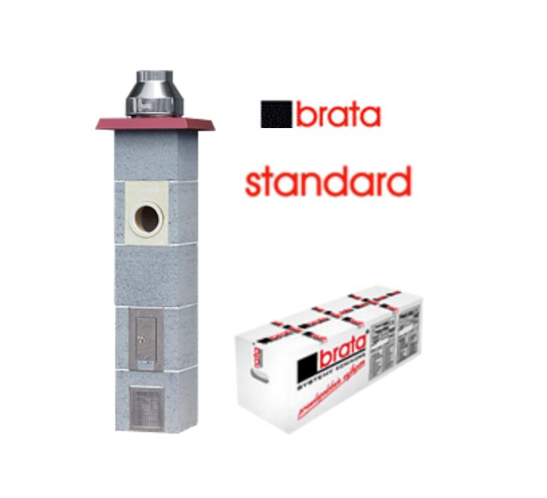 Керамический дымоход Standard