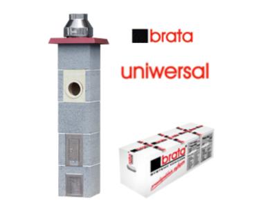 Керамический дымоход Universal